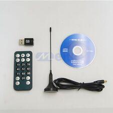 Mini Digital TV Stick DVB-T Digital USB TV CARD TUNER for Freeview Laptop PC