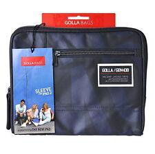 Golla iPad - Schutzhülle Case Sydney G1309, 250x195x20mm,  dark blue für iPad 3