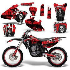 Graphic Kit Yamaha YZF 250/400/426 MX Dirt Bike Stickers Wrap Deco 98-02 REAP R