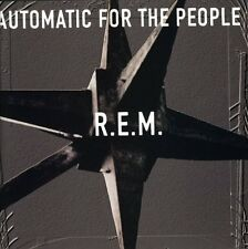 R.E.M. REM ( NEW SEALED CD ) AUTOMATIC FOR THE PEOPLE