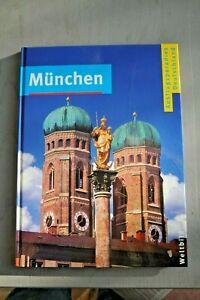 München, Bildband + Reiseführer, gebunden wie NEU!!! mit Panoramaseiten