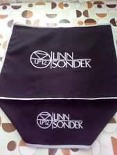 Linn Sondek LP12 Protection SILK SCREENED Dust Cover-Handcrafted for Turntable