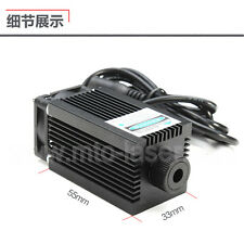 Focusable 450nm 1000mW 1w semiconductorPure Blue laser Module with fan cooling