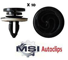 10 x Türverkleidung Befestigung Klip Clips VW Audi Seat Skoda 8E0868243