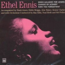 Ethel Ennis: SINGS LULLABIES FOR LOSERS + CHANGE OF SCENERY + HAVE YOU FORGOTTEN