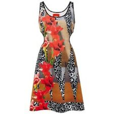 NWT CLOVER CANYON DIVERGING DOTS NEOPRENE CUT OUT DRESS Size: S