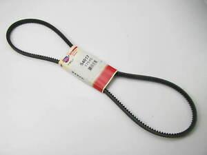 "Carquest 54017 Accessory Drive Belt - 0.53"" X 54.00"" - 36 Degree"