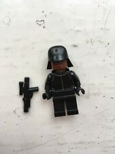 UK GENUINE LEGO STAR WARS FIRST ORDER CREW TECHNICIAN MINIFIGURE FIGURE BLACK
