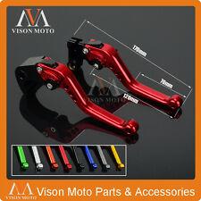 Short Brake Clutch Levers For Honda CBR600RR 07-16 CBR1000RR FIREBLADE SP 08-16