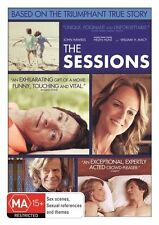 The Sessions (DVD, 2013)