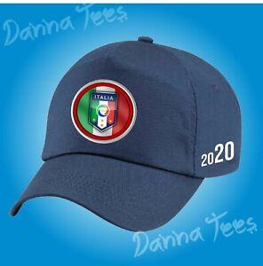 ITALY Champions Euro 2020 Unisex NAVY Size Adjustable