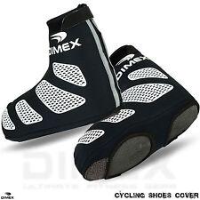 Cycling Shoe Cover Waterproof Windproof Neoprene Outdoor Bicycle Overshoe Black