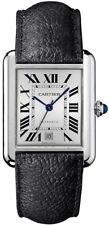WSTA0029   Brand New Cartier Tank Solo XL Unisex Men's Or Women's Luxury Watch