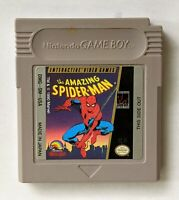 The Amazing Spider-Man (Nintendo Game Boy Gameboy) Excellent, Authentic, Tested!