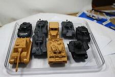 Roco Konvolut 9 Stück Panzer 2 WK u.a. Königstiger , Panther 1:87 siehe Fotos