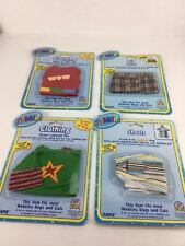 Webkinz Clothes new sealed lot of 4 see pictures