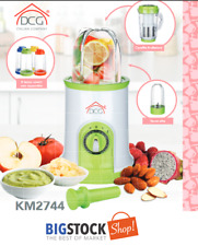 DCG Frullatore Mini Magic Chef 220W Robot Multifunzione Tritatutto Cod. KM2744
