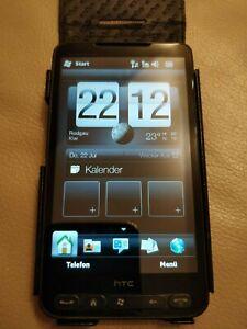 HTC  HD 2 - Schwarz Smartphone