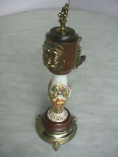 """Antique Reuge Devil's culinary Pepper Grinder""""! eh 's a Jolly Good Fellow """"Music Box"""