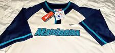 SEATTLE MARINERS Nike Team BASEBALL SHIRT Adult 2X LARGE XXL MLB New With Tags