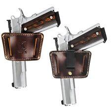 Leather medium Frame Holster For Colt 1903, Walther PPK, Bersa 380 Similar#3300
