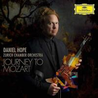 JOURNEY TO MOZART - HOPE,DANIEL/ZÜRCHER KAMMERORCHESTER/+   CD NEW+