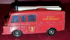 Vintage MATCHBOX  series Land Rover Fire Truck  LESNEY  Made in ENGLAND  No 57