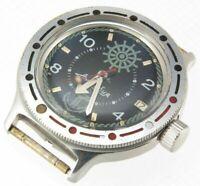 Wostok AMPHIBIAN Vostok Diver Komandirskie Commander automatisch Anker Men Watch