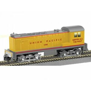 AF 6-42598 S Union Pacific Baldwin Switcher Diesel Locomotive #1206