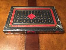 Easton Press OF MICE AND MEN Steinbeck SEALED JS Art