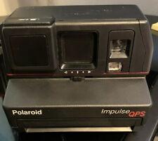 Polaroid Camera Impulse QPS Flash Film 600 Plus Pre-owened Great Condition