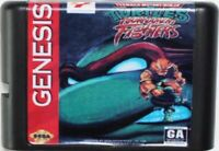 Teenage Mutant Ninja Turtles: Tournament Fighters (1993) Sega Genesis NTSC-U/C