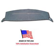 1998-2011 LINCOLN TOWN CAR Dash Cover Gray Carpet LI13-0 Made in the USA