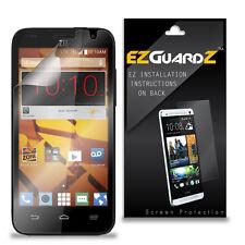 2X EZguardz LCD Screen Protector Skin Shield HD 2X For ZTE Speed (Ultra Clear)