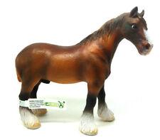 O19 ) NEU COLLECTA (88151) Shire Horse braun Pferd Pferde RARITÄT