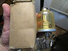 "Nos Trico 1/8"" Pipe Thread Wick Feed Oiler Machine Lathe Gas Engine Usa"