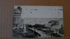 Postcard posted Essex Southend on sea