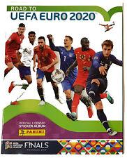 1 album de scrapbooking 1 écran album EM PANINI ROAD TO UEFA Euro 2020 Sticker