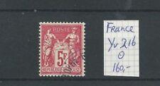Timbres français oblitérés de 1921 à 1930