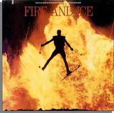 Fire and Ice - Original Soundtrack - New 1986 LP Record! John Denver!