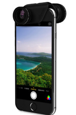 OLLOCLIP Active Lens Set for iPhone 7 & 7 Plus / Ultra-Wide / BLACK / $119.95