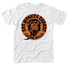 Camisetas de hombre de manga corta blanco talla XXXL
