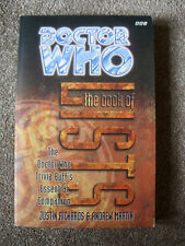 'Doctor Who: The Book of Lists' by Justin Richards & Andrew Martin - BBC Books