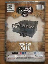 Wild West Exodus: Terrain - Red Oak Jail