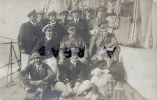 WW1 General Townsend after repatriation ? with his staff & Naval Officers 1919