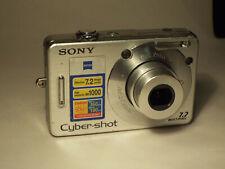 Sony Cyber-Shot DSC-W70 7.2MP Digital Camera