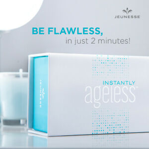 Jeunesse Global - Instantly AGELESS Facelift in A Box - 1 Box of 25 Vials