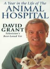 A Year in the Life of the Animal Hospital,David Grant- 9780671018153