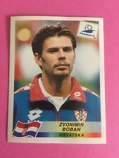 FRANCE 98 PANINI World Cup Panini 1998 - Boban Croazia N.545