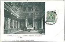 CARTOLINA d'Epoca ANCONA provincia : LORETO - SANTA CASA 1902